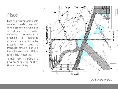 Projeto Parque Augusta FIAMFAAM pisos