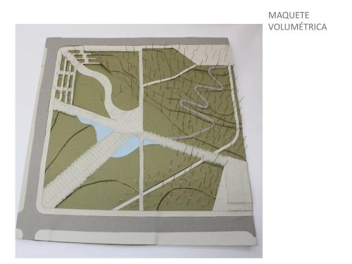 Projeto Parque Augusta FIAMFAAM maquete