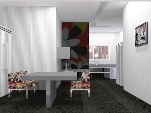 Casa Projeto & Estilo FIAMFAAM Centro Universitário arquitetura e Design de Interiores