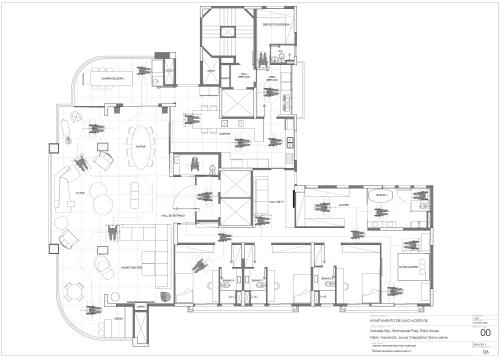 Revista Casa Projeto & Estilo FIAMFAAM - apartamento acessível